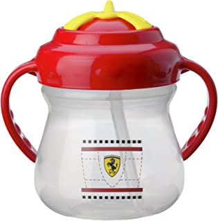 Shield Sippy Cup One size Red