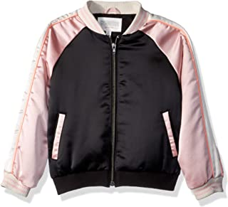 Best girls satin bomber jacket Reviews