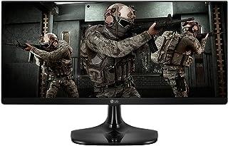 """Monitor LG Gamer UltraWide 25"""" IPS Full HD 1ms MBR 25UM58G"""
