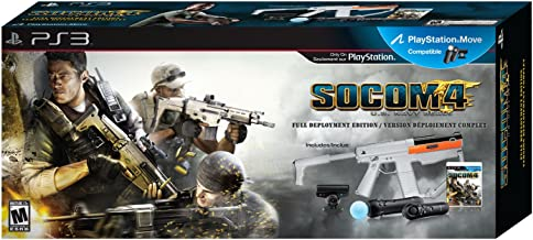 SOCOM 4 U.S. Navy SEALs Full Deployment Edition - Playstation 3