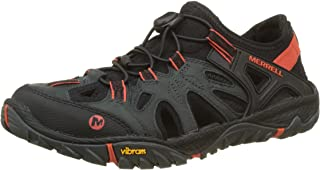 Merrell Men's J65243 Water Shoes,  Black