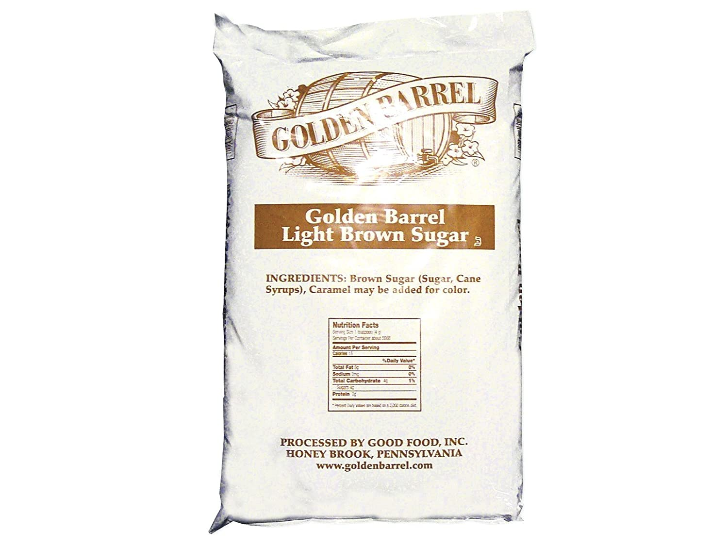 NEW before selling Light Brown Sugar online shop 50lb