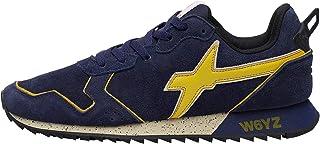 w6yz Jet-M.-Sneaker in Suede
