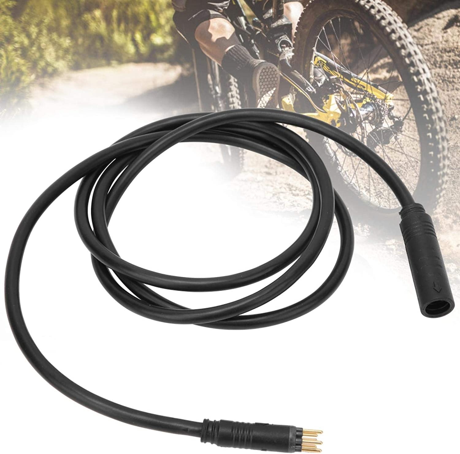Germerse Bike Motor NEW before selling ☆ Extension Pin Large discharge sale Cable 9