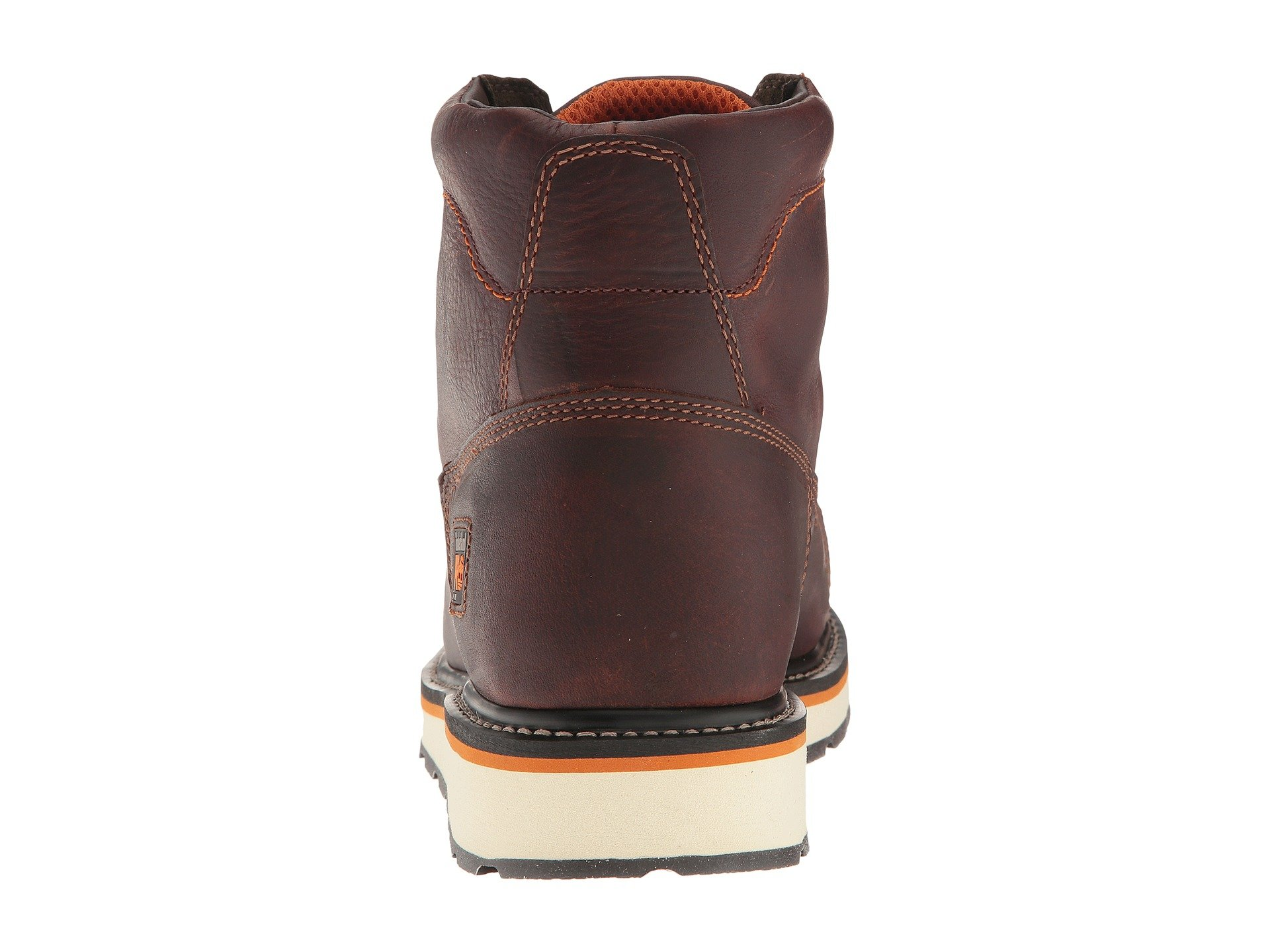Leather Timberland Safety Boot Gridworks Full Toe 6