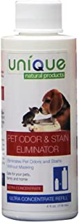 Unique Natural Products 201-B Pet Odor and Stain Eliminator