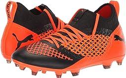 Puma Black/Shocking Orange