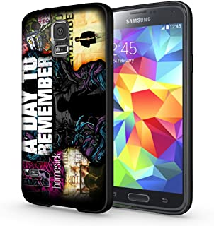 A DAY TO REMEMBER for Samsung Galaxy S5 Black case
