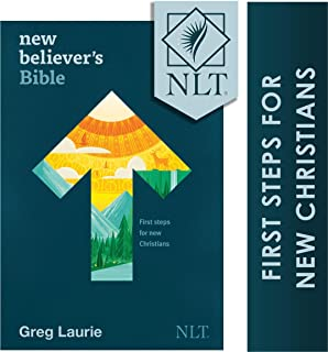 New Believer's Bible NLT (Softcover): First Steps for New Christians