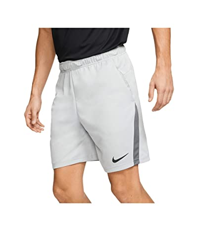 Nike Dry-FIT Knit Short 5.0 (Light Smoke Grey/Iron Grey/Black) Men