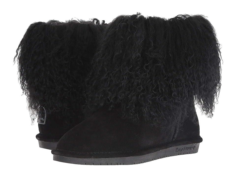 Bearpaw Boo (Black Suede) Women