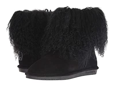Bearpaw Boo (Black Suede) Women