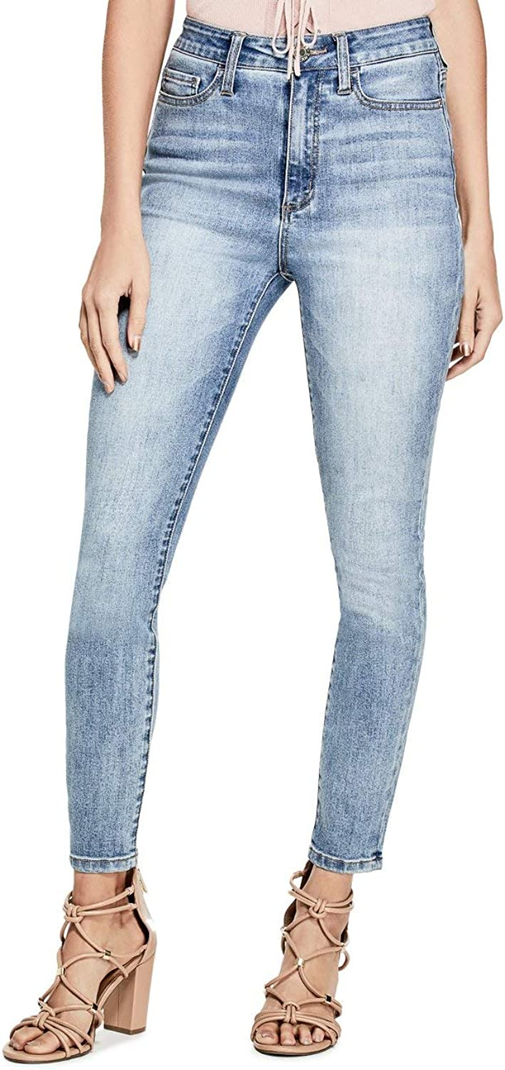 Guess Factory Women's Simmone Super HighRise Skinny Jeans