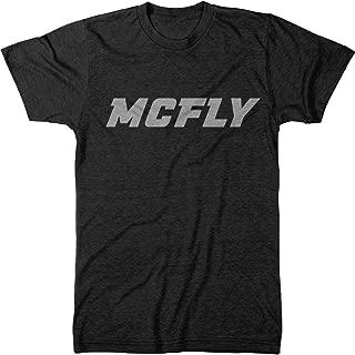 McFly Men's Modern Fit Tri-Blend T-Shirt