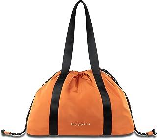 bugatti Bona Shopper M, Handtasche Damen Groß, Damenhandtasche Schultertasche