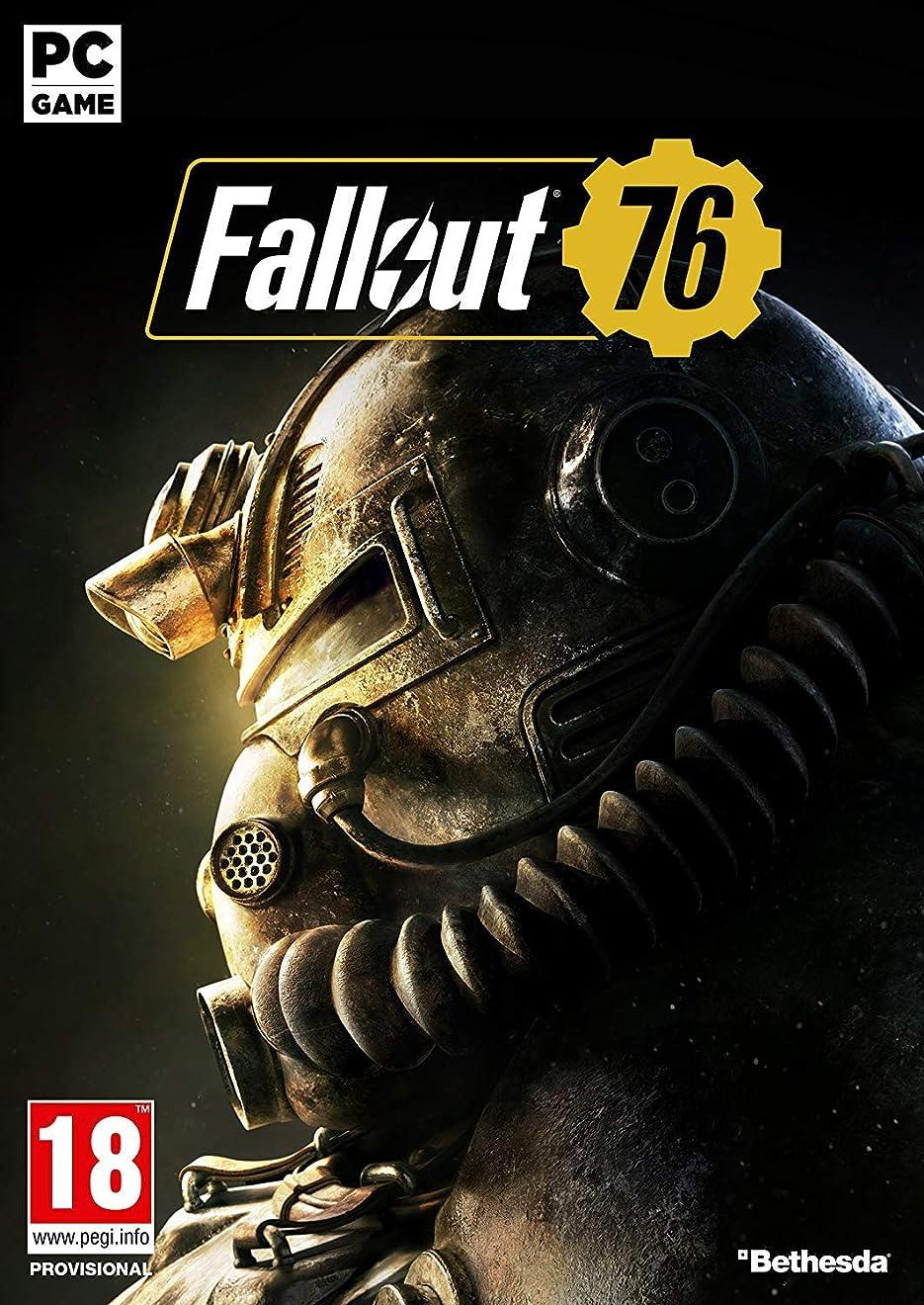 示すセットする経度Fallout 76 (PC Code in Box) (輸入版)