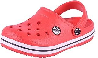FLIPSIDE Kids Clog Red Clogs