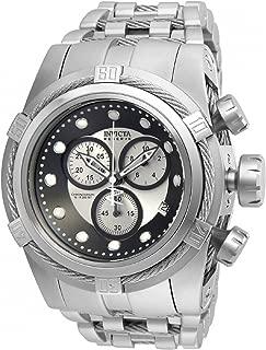 Reserve 52mm Bolt Zeus Quartz Chronograph Stainless Steel Bracelet Watch