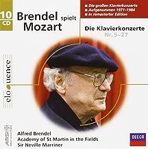 mozart piano concertos brendel marriner