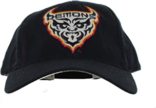 XFL - San Francisco Demons - Vintage Team Logo on Black Buckle Hat