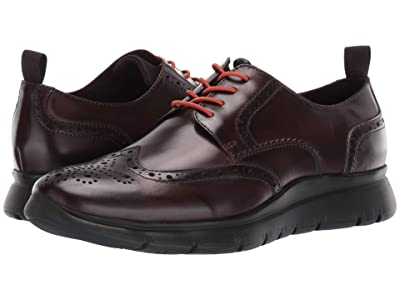 Kenneth Cole New York Trent Lace-Up (Brown) Men