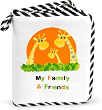 my family soft book