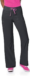 Smitten Women's Soft 4-Way Stretch Wrinkle Resistant Cargo Scrub Pant