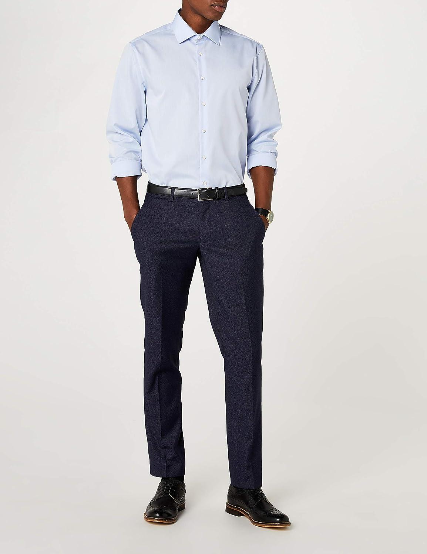 Seidensticker Kent Sr, Camisa para Hombre