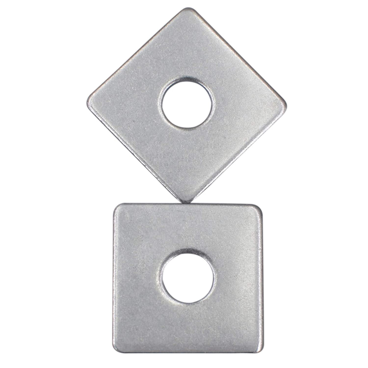HL1971Square Washer Square Pole Gasket Suitable fo Fixed price Ranking TOP8 for sale Ring Groove
