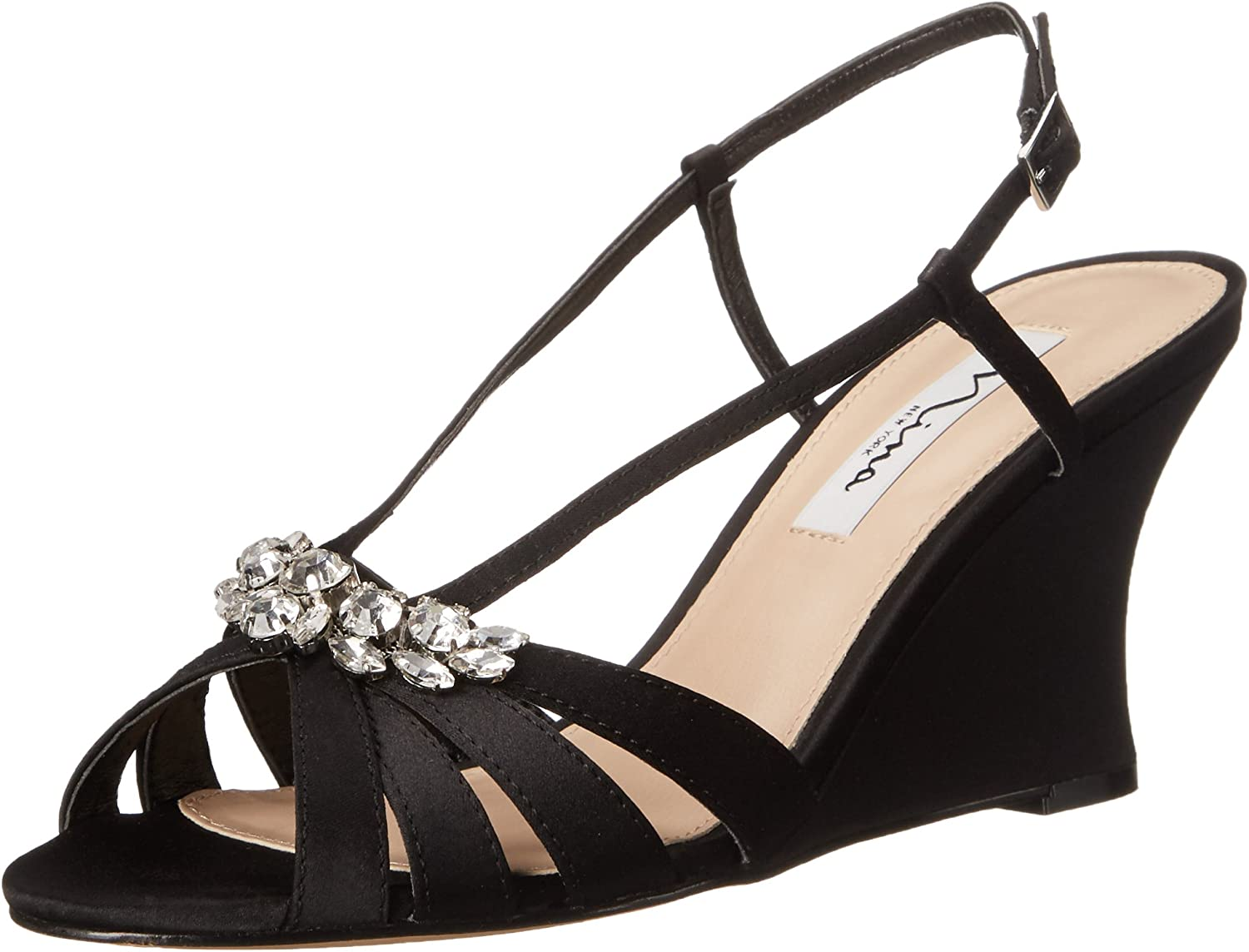 Nina Women's Viani Wedge Sandal