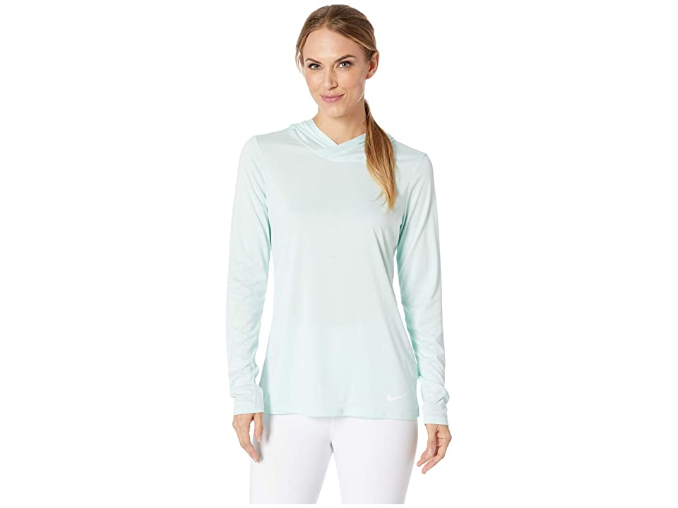 Nike Dry Legend Training Top (Igloo/White/White) Women