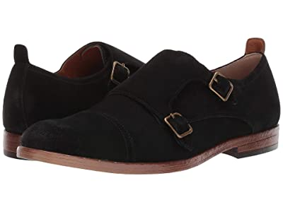 Steve Madden Brentt Loafer (Black Suede) Men