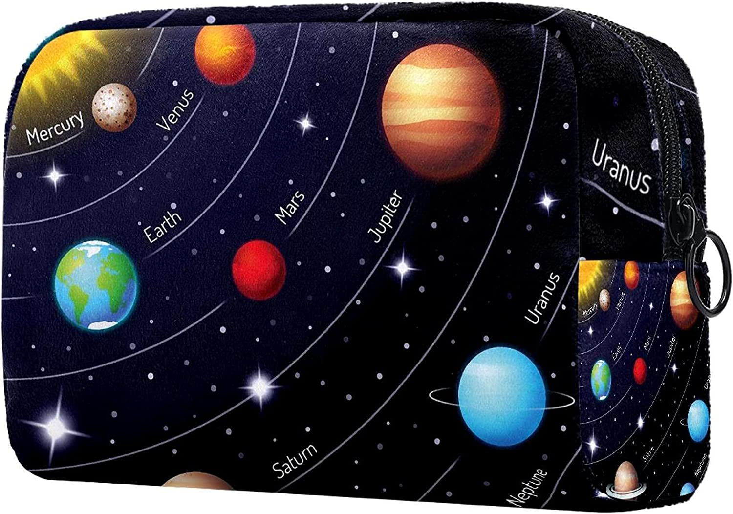 Cosmetic Bag for Women Our shop most popular Roomy Makeup Bags Tra planet system 2021new shipping free solar