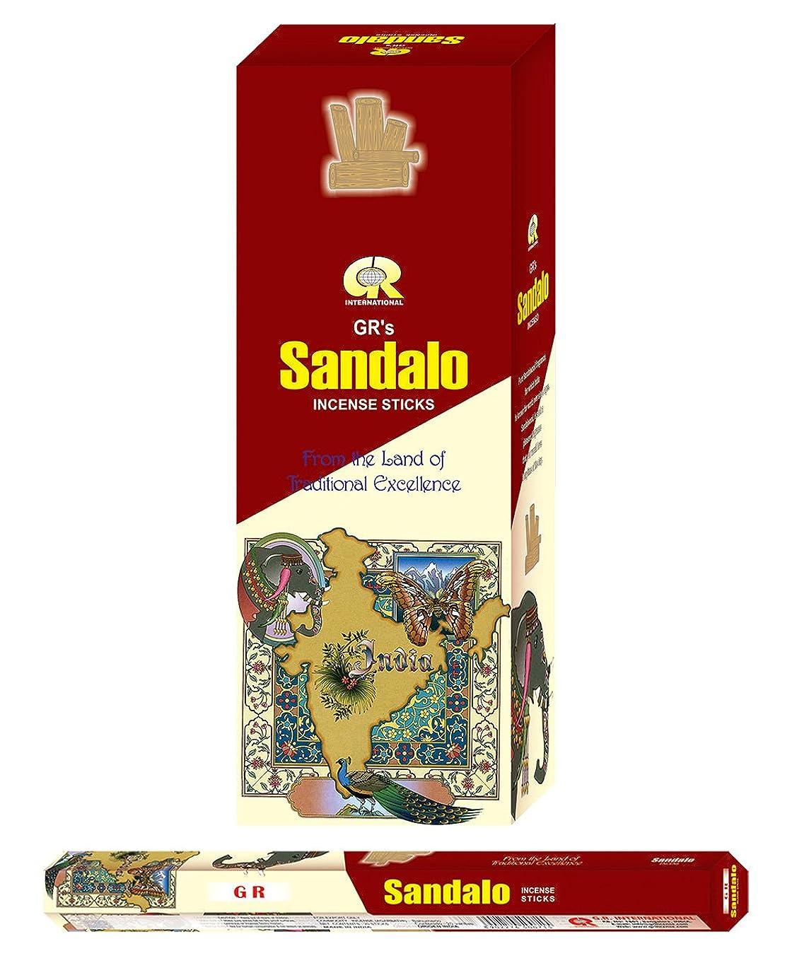 織機もちろん感じSandalo incense-120?Sticks