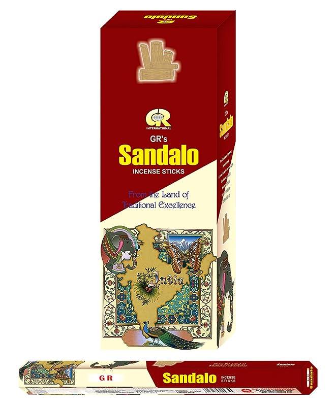 ライバルスパン松明Sandalo incense-120?Sticks