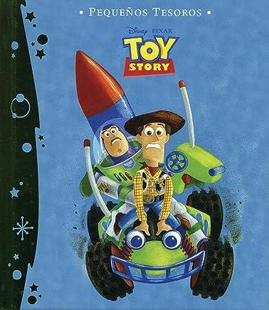 Libro pequeños tesoros Disney: toy story