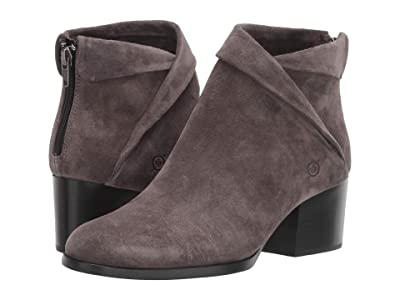 Born Abbe (Dark Grey Suede) Women
