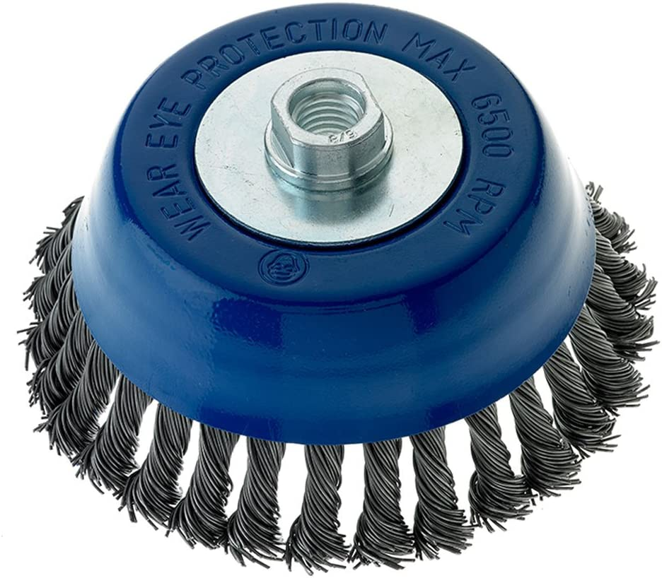 70% OFF Outlet Mercer Industries 189050 Knot Cup Brush Duty 8