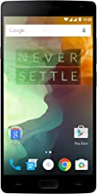 OnePlus 2 A2005 Unlocked 4G LTE 5.5in Smartphone, 64GB - Sandstone Black (Renewed)