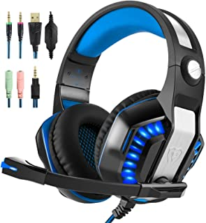 Hotyet Over Ear Gaming Headset with Mic (GM-2)