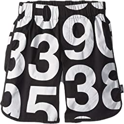 Numbered Surf Shorts (Little Kids/Big Kids)