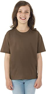 3930BR HD Cotton Youth Short Sleeve T-Shirt