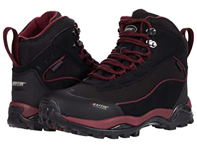 Baffin Hike (Black/Sangria) Women