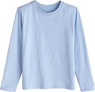 UPF 50+ Kid's Coco Plum Everyday Long Sleeve T-Shirt - Sun Protective