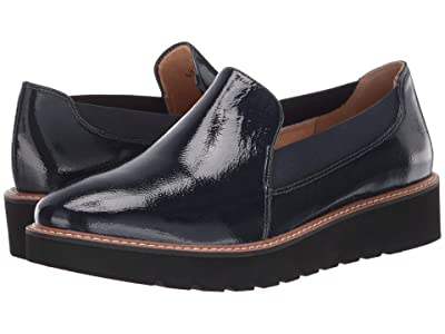 Naturalizer Adra (Inky Navy Patent Leather) Women