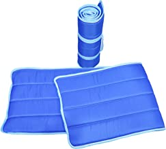 IBed home Roll Mat, Twin/Single, Blue, H22.6 x W59.2 x D17.6 cm