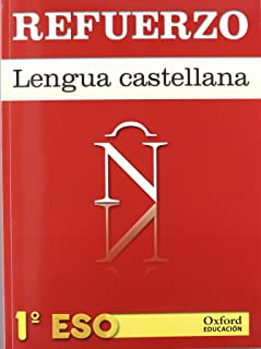 Lengua Castellana y Literatura 1.º ESO. Refuerzo. Pack (Cuaderno + CD)