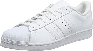 adidas Originals Men's Superstar Leather Sneakers
