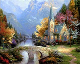 Best thomas kinkade paintings for sale Reviews