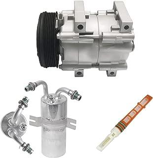RYC Remanufactured AC Compressor Kit KT AB83